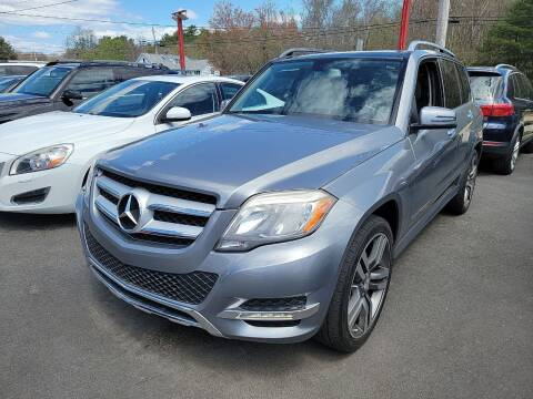 2013 Mercedes-Benz GLK for sale at Top Quality Auto Sales in Westport MA