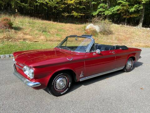 1963 Chevrolet Corvair for sale at Right Pedal Auto Sales INC in Wind Gap PA
