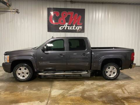 2011 Chevrolet Silverado 1500 for sale at C&M Auto in Worthing SD