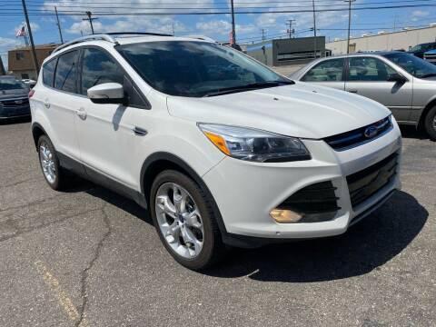 2013 Ford Escape for sale at M-97 Auto Dealer in Roseville MI