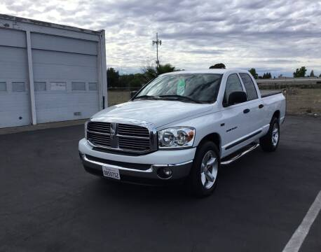 2007 Dodge Ram Pickup 1500 for sale at My Three Sons Auto Sales in Sacramento CA