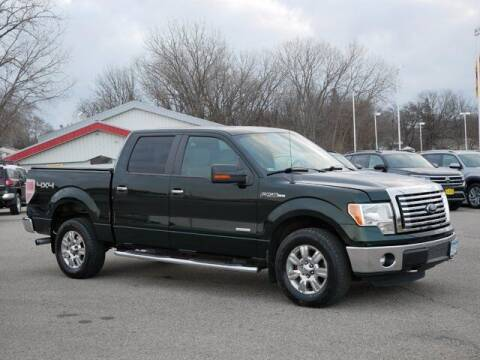 2012 Ford F-150 for sale at Park Place Motor Cars in Rochester MN