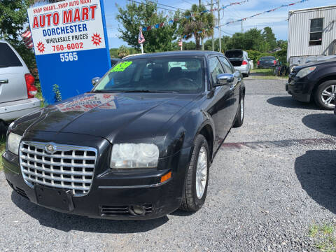 2010 Chrysler 300 for sale at Auto Mart - Dorchester in North Charleston SC