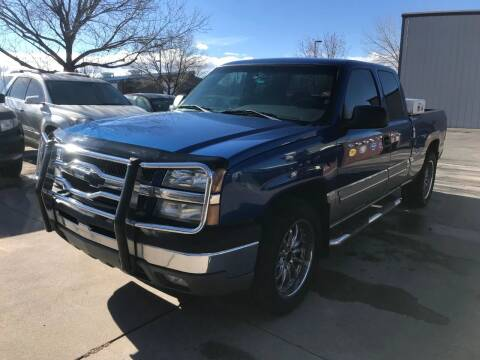 2003 Chevrolet Silverado 1500 for sale at Accurate Import in Englewood CO
