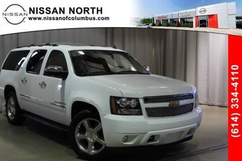 2014 Chevrolet Suburban for sale at Auto Center of Columbus in Columbus OH