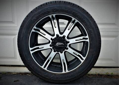 Dale Earnhardt Jr. Signature Series Ribelle Aluminum Wheels for sale at A F SALES & SERVICE in Indianapolis IN