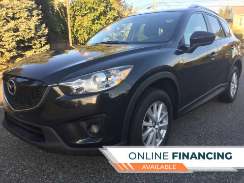 2013 Mazda CX-5 for sale at New Jersey Auto Wholesale Outlet in Union Beach NJ