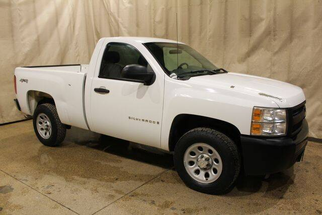 2007 Chevrolet Silverado 1500 for sale at Autoland Outlets Of Byron in Byron IL