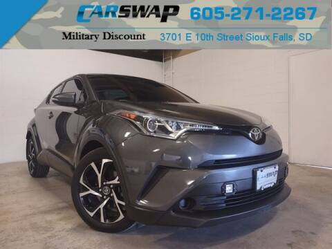 2018 Toyota C-HR for sale at CarSwap in Sioux Falls SD