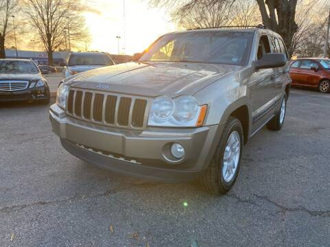 2005 Jeep Grand Cherokee for sale at Atlantic Auto Sales in Garner NC