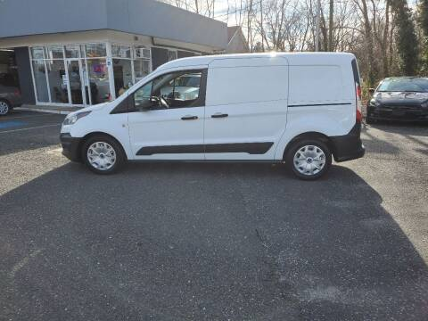 2015 Ford Transit Connect Cargo for sale at CANDOR INC in Toms River NJ