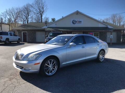 2007 Mercedes-Benz S-Class for sale at Driven Pre-Owned in Lenoir NC