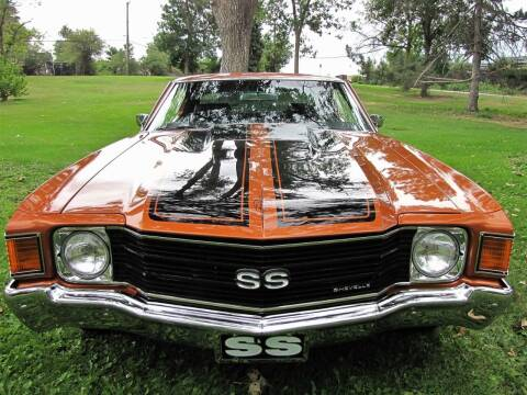 1972 Chevrolet Chevelle for sale at Street Dreamz in Denver CO