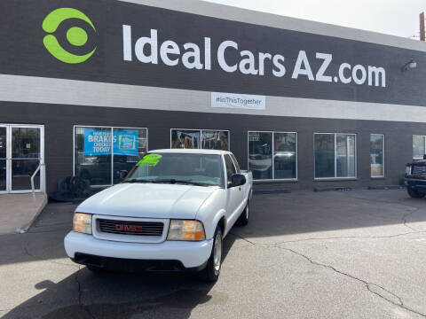 1998 GMC Sonoma for sale at Ideal Cars Apache Junction in Apache Junction AZ