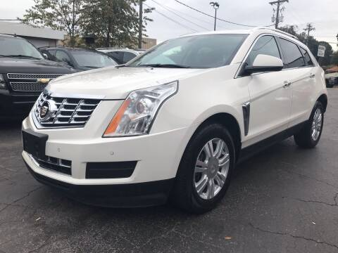 2014 Cadillac SRX for sale at Magic Motors Inc. in Snellville GA
