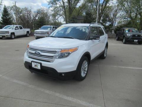 2014 Ford Explorer for sale at Aztec Motors in Des Moines IA