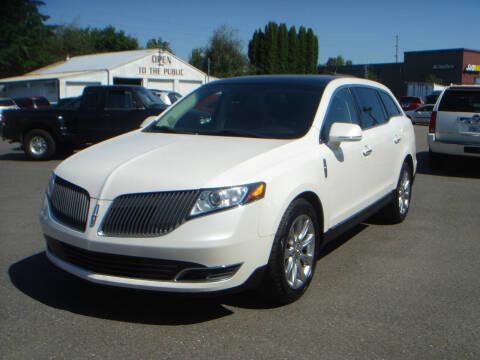 2014 Lincoln MKT for sale at Sound Auto Land LLC in Auburn WA