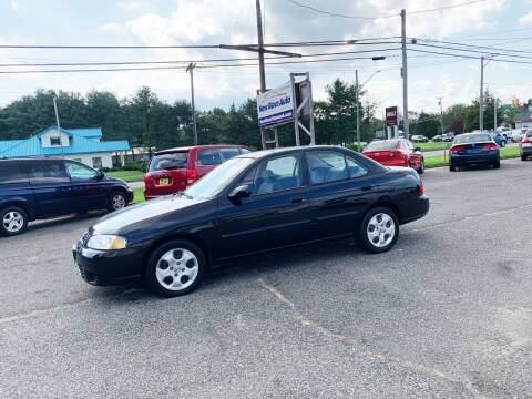 2003 Nissan Sentra for sale at New Wave Auto of Vineland in Vineland NJ