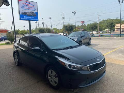 2017 Kia Forte for sale at Magic Auto Sales in Dallas TX