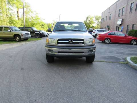 2001 Toyota Tundra for sale at Heritage Truck and Auto Inc. in Londonderry NH