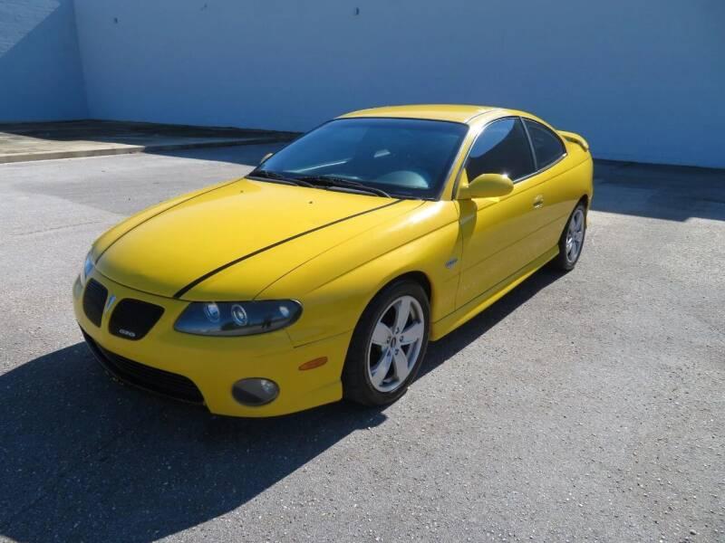 2004 Pontiac GTO for sale at Access Motors Co in Mobile AL