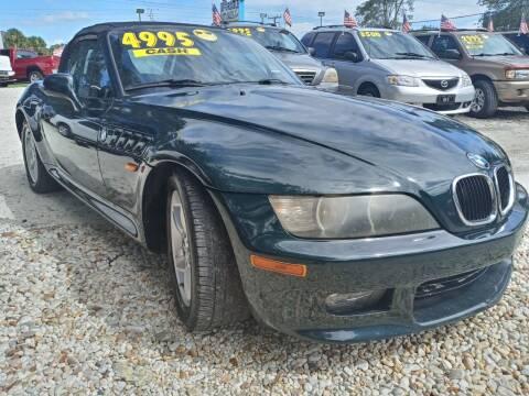 2000 BMW Z3 for sale at AFFORDABLE AUTO SALES OF STUART in Stuart FL
