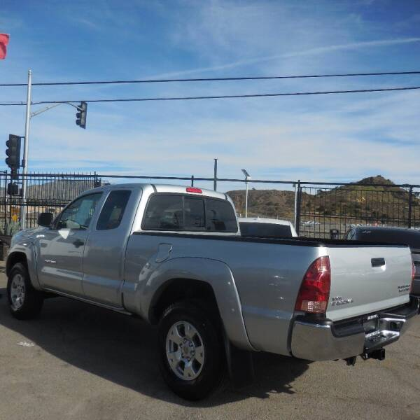 2007 Toyota Tacoma for sale at Luxor Motors Inc in Pacoima CA