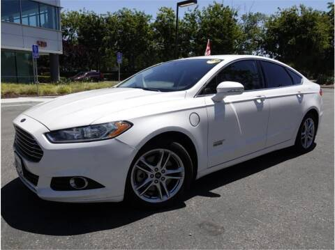 2015 Ford Fusion Energi for sale at BAY AREA CAR SALES in San Jose CA