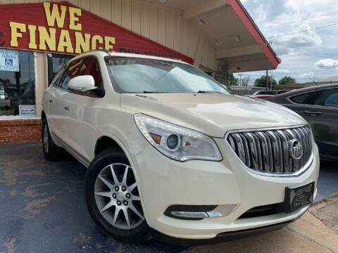 2013 Buick Enclave for sale at Caspian Auto Sales in Oklahoma City OK