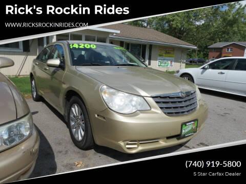 2010 Chrysler Sebring for sale at Rick's Rockin Rides in Reynoldsburg OH
