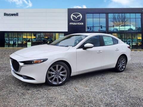 2021 Mazda Mazda3 Sedan for sale at Mazda Of Roswell in Roswell GA