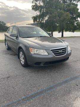 2009 Hyundai Sonata for sale at Carlyle Kelly in Jacksonville FL