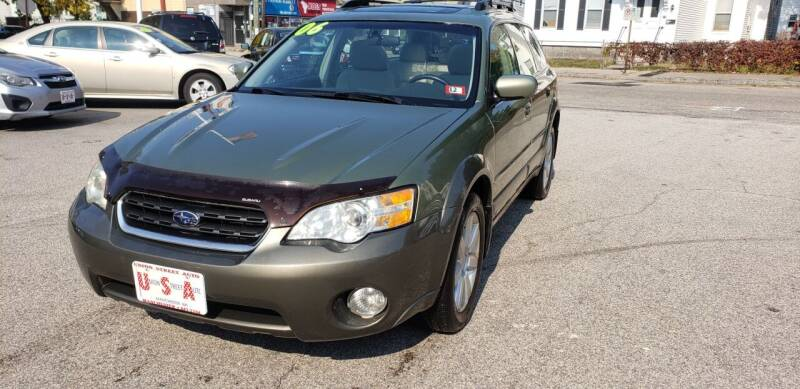 2006 Subaru Outback for sale at Union Street Auto in Manchester NH
