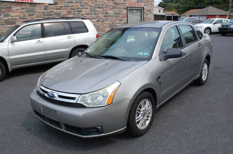 2008 Ford Focus for sale at D&H Auto Group LLC in Allentown PA
