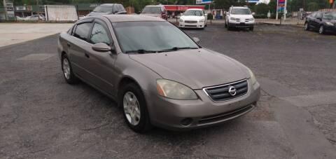 2003 Nissan Altima for sale at CASABLANCA AUTO SALES in Greensboro NC