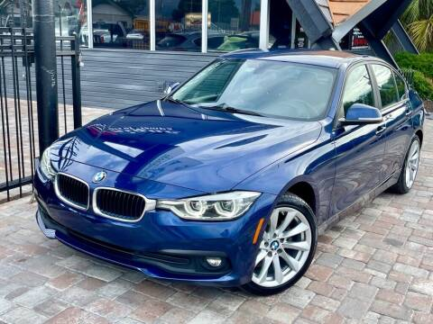 2018 BMW 3 Series for sale at Unique Motors of Tampa in Tampa FL