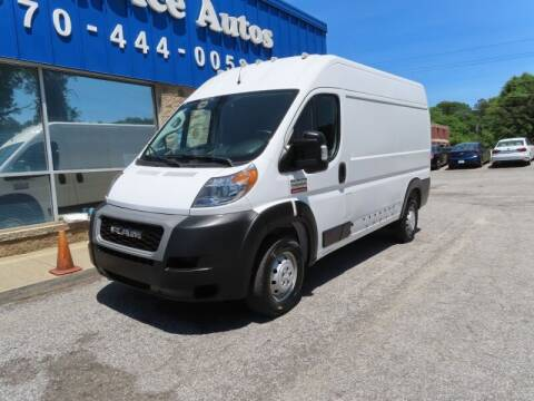 2019 RAM ProMaster Cargo for sale at Southern Auto Solutions - 1st Choice Autos in Marietta GA
