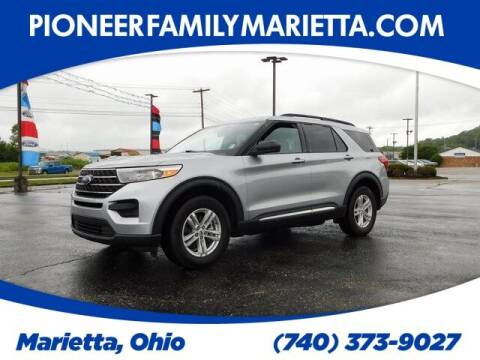 2020 Ford Explorer for sale at Pioneer Family preowned autos in Williamstown WV