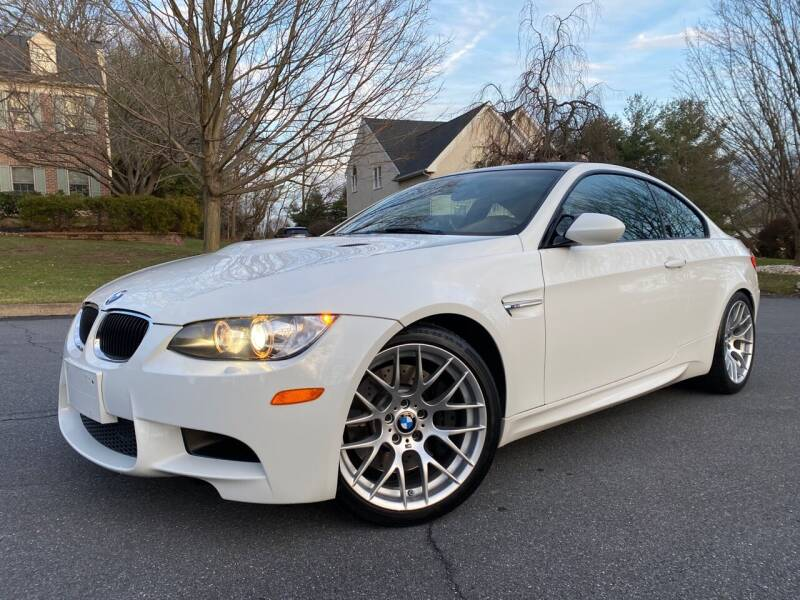 2011 BMW M3 for sale at PA Auto World in Levittown PA