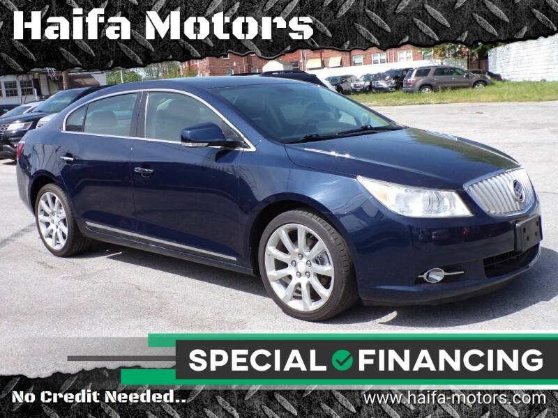 2011 Buick LaCrosse for sale in Philadelphia, PA