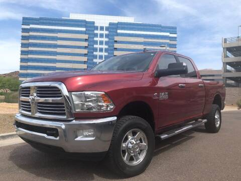 2013 RAM Ram Pickup 2500 for sale at Day & Night Truck Sales in Tempe AZ