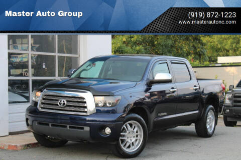 2007 Toyota Tundra for sale at Master Auto Group in Raleigh NC
