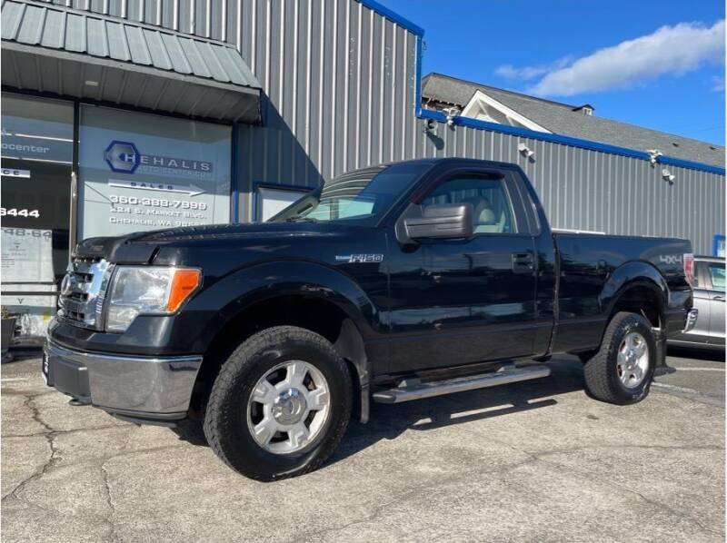 2010 Ford F-150 for sale in Chehalis, WA