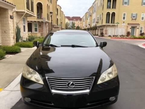 2007 Lexus ES 350 for sale at Hi5 Auto in Fremont CA