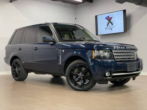 2012 Land Rover Range Rover for sale at TX Auto Group in Houston TX