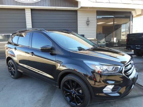 2017 Ford Escape for sale at River City Auto Center LLC in Chester IL