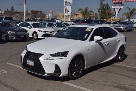 2018 Lexus IS 300 for sale at Choice Motors in Merced CA