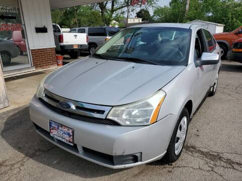 2009 Ford Focus for sale at New Wheels in Glendale Heights IL