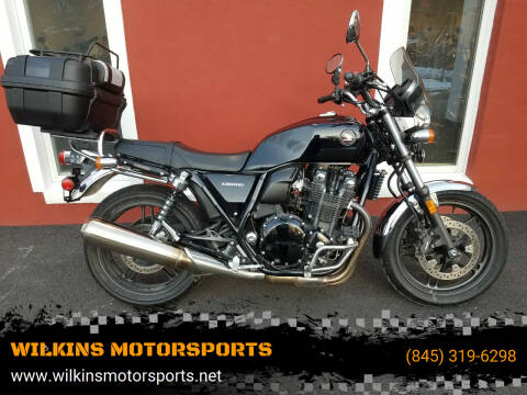 2014 Honda CB1100 for sale at WILKINS MOTORSPORTS in Brewster NY