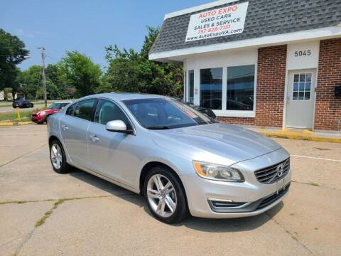 2014 Volvo S60 for sale at Auto Expo in Norfolk VA